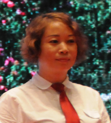 理事-王枚 东莞市洋田富针织有限公司总经理